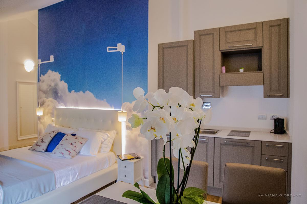Letto Sospeso In Aria : Suite di lusso a rimini vicino al mare marina centro suite